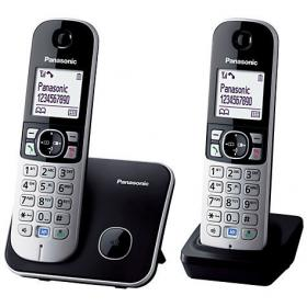 Panasonic KX-TG6812 Duo black (KX-TG6812GB)
