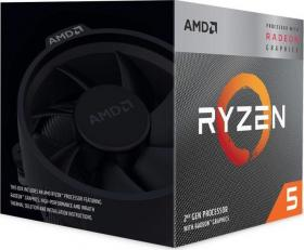 AMD Ryzen 5 3400G Box (YD3400C5FHBOX)