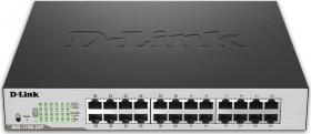 Switch D-Link DGS-1110-24P 24-Port PoE Managed 10/100/1000Mbps