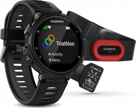 Garmin Forerunner 735XT Run Bundle (Black & Gray) (010-01614-15)