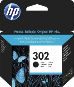 HP 302 Black (F6U66AE)
