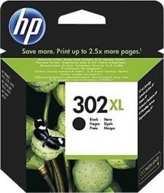 HP 302XL Black High Yield (F6U68AE)