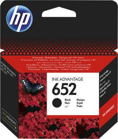 HP 652 Black (F6V25AE)
