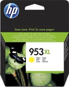 HP 953XL Yellow High Yield (F6U18AE)