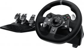 Logitech G920 Driving Force + Pedals (941-000123)