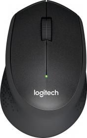 Logitech M330 Silent Plus Black (910-004909)