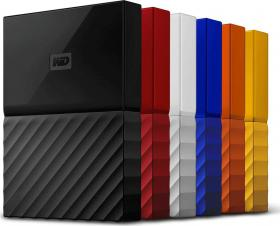 Western Digital My Passport 1TB (2016) (WDBYNN0010BBK-WESN)