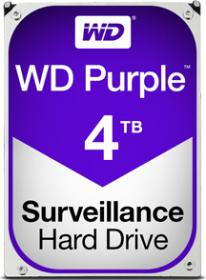 Western Digital Purple HDD 4TB (WD40PURZ)