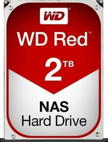 Western Digital Red NAS 2TB (WD20EFRX)