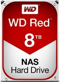 Western Digital Red NAS 8TB (256MB Cache) (WD80EFAX)